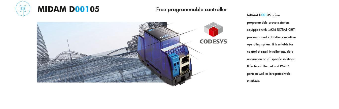 Controller D00105